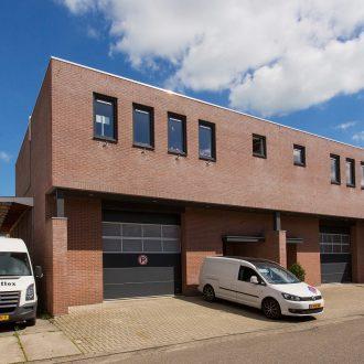 Bedrijfsgebouw te Stolwijk