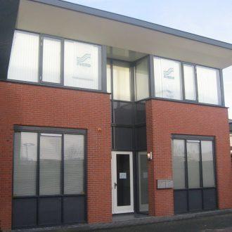 Kantoorgebouw te Reeuwijk
