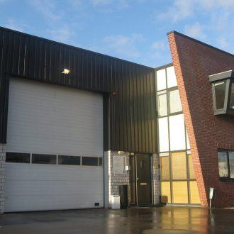 Kantoorgebouw te Stolwijk